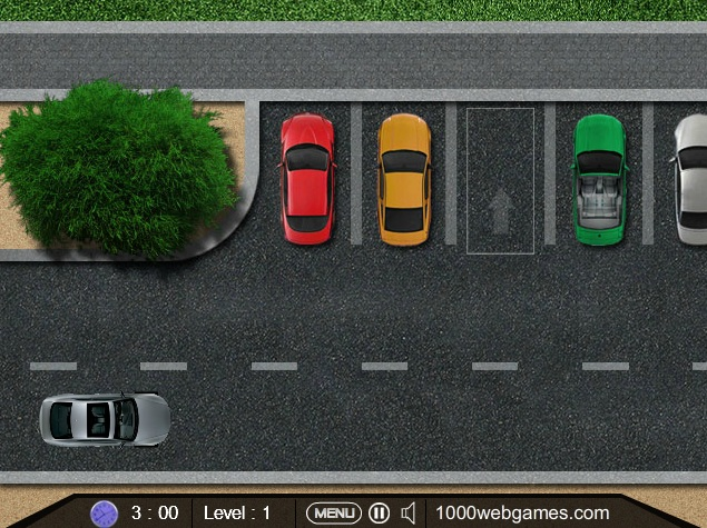 jouer parking space 2 jeux flash crazy stuff. Black Bedroom Furniture Sets. Home Design Ideas