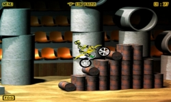 Jeux flash - Dirt Bike