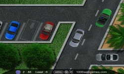 Jeux flash - Parking Space 2