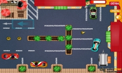 Jeux flash - Pizza Delivery Parking