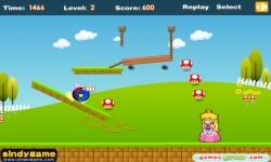 Jeux flash - Mario Dash to Princess