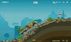 Jeux flash - Ragdoll Truck