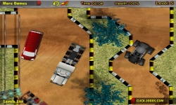 Jeux flash - Truck Parking