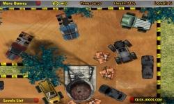 Jeux flash - Truck Parking