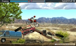 Jeux flash - Trial Bike Pro