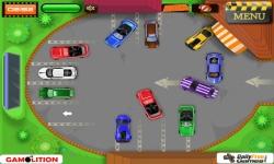 Flash játékok - Cinema Drive In Parking