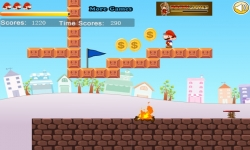 Jeux flash - Mario Great Adventure 3