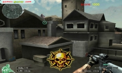 Jeux flash - Counter Strike M4A1