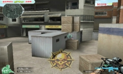 Flash spel - Counter Strike M4A1