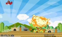 Jeux flash - Mario Plane Bomber