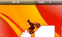 Jeux flash - Max Dirt Bike