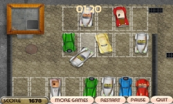 Jeux flash - Car Dump Parking
