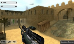 Jeux flash - Counter Strike De Hiekka