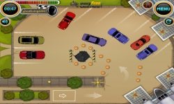 Flash spel - International Airport Parking