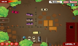 Giochi flash - Minivan Parking Madness