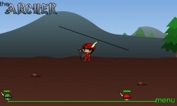Jeux flash - The Archer