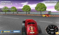 Jeux flash - Hot Rods 3D