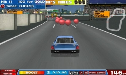 Jeux flash - American Racing