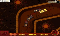 Jeux flash - Taxi Driver From Hell