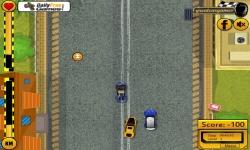 Jeux flash - Taxi Rush 2