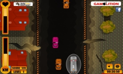 Jeux flash - Prison Van Rush