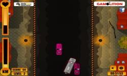 Jeux flash - Prison Van Rush