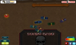 Flash spel - Death Race Arena