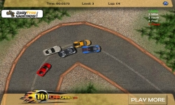 Jeux flash - Supercar Desert Race