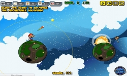 Jeux flash - Mario Gravity