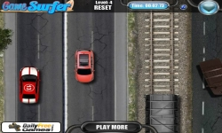 Jeux flash - Nascar Parking