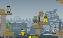 Flash games - Ricochet Skills: Siberia