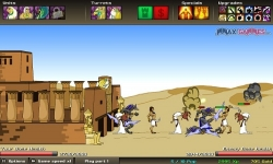 Jeux flash - Age of War 2