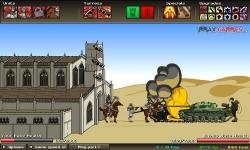 Jeux flash - Age of War 2