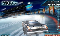 Jeux flash - Arctic Drift
