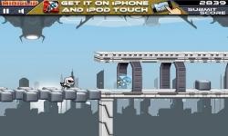 Jeux flash - Gravity Guy