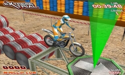 Jeux flash - Extreme Trial