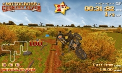 Jeux flash - MotoCross Country Fever