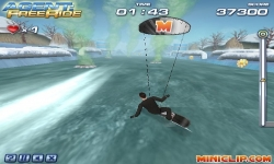 Jeux flash - Agent Freeride