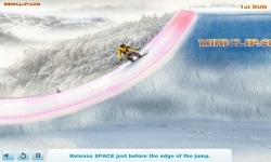 Jeux flash - Big Snow Tricks