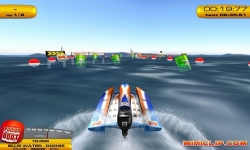Jeux flash - Power Boat