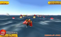 Jeux flash - Power Boat