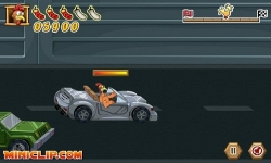 Jeux flash - Turkey Run