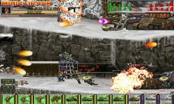 Jeux flash - Commando Assault