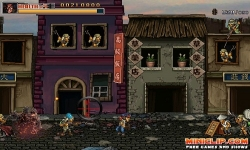 Jeux flash - Commando 2