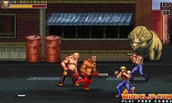 Flash spel - Dino Strike
