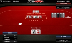Jeux flash - Texas Holdem Poker