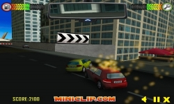 Jeux flash - On The Run 2