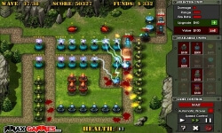 Jeux flash - Frontline Defense