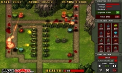 Giochi flash - Frontline Defense
