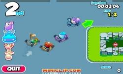 Jeux flash - Zoo Racer